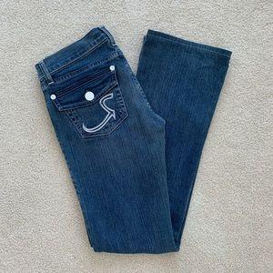 NWOT Rock & Republic Bootcut Jeans 25